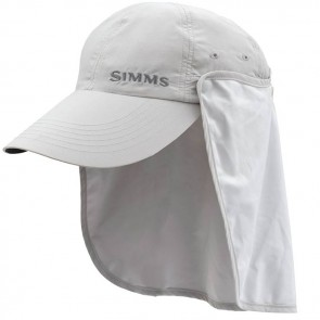 Sunshield Hat Grey