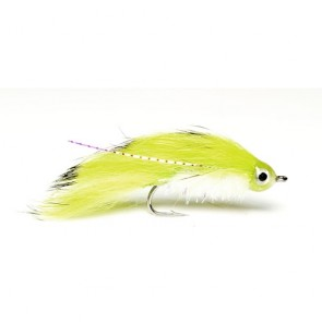 Barred Chartreuse and Pearl Zonker