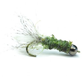 Burnt Case Caddis Tungsten