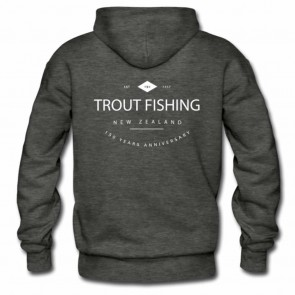 New Zealand 150 Year Trout Anniversary Hoodie