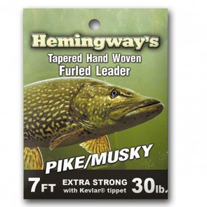 Hemingways Pike Leader