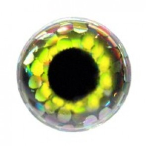Holographic 3-D Eyes gul