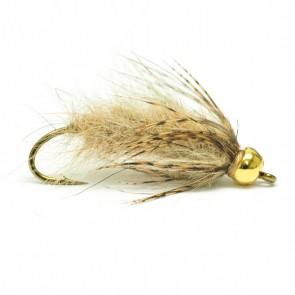 Husmask Tungsten/guld