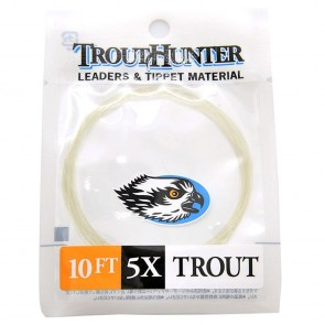 TroutHunter Nylon tafsar 10FT