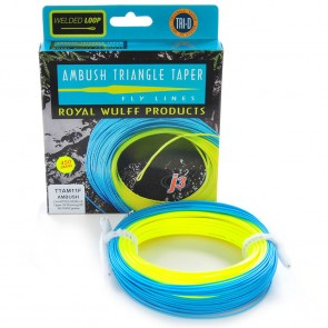 Royal Wulff Ambush Floating Flyline
