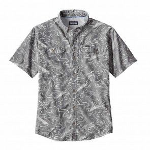PATAGONIA MEN'S SOL PATROL™ II SHIRT Fish Splash