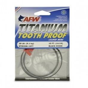 Titanium Toothproof