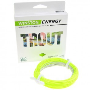 Winston Trout Energy Fluglinor