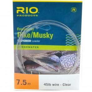 Rio Pike / Musky Tapered