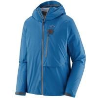 Patagonia Men's Ultralight Packable Jacket / Joya Blue
