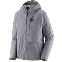Patagonia Men's Ultralight Packable Jacket / Salt Grey