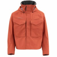 SIMMS Guide Jacket Simms Orange