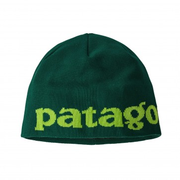 Patagonia Beanie Hat / Green