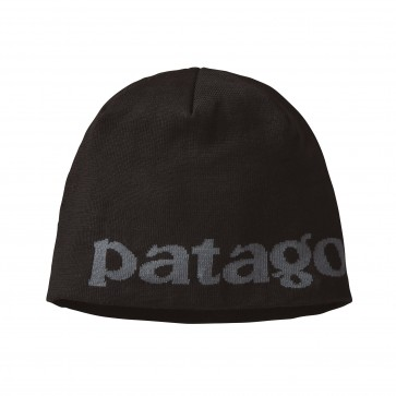 Patagonia Beanie Hat / Black