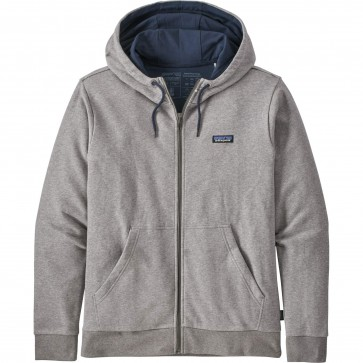 Patagonia M' S P-6 LABEL FRENCH TERRY FULL-ZIP HOODY