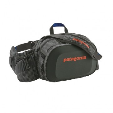 Patagonia Stealth Hip Pack 10L Forge Grey