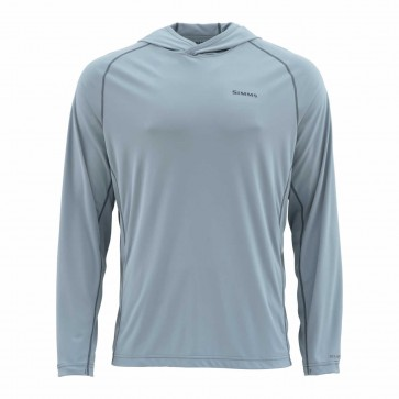 SIMMS Buggstopper Hoody Grey Blue