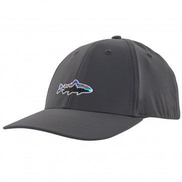 PATAGONIA Fitz Roy Trout Channel Watcher Cap / Forge Grey