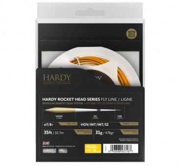 Hardy Scandi Rocket Head - Hover/Int/S2