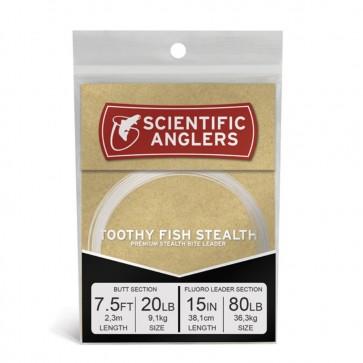 SA Toothy Fish Stealth