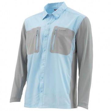 SIMMS Tricomp Cool Fishing Shirt - Mist