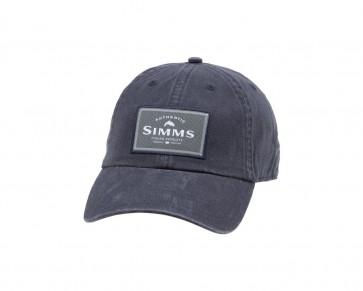 SIMMS Single Haul Cap Dark Blue