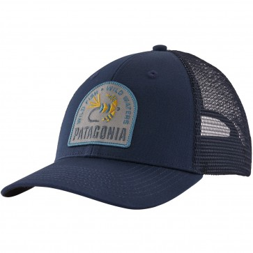 Patagonia Soft Hackle LoPro Trucker Hat / Navy