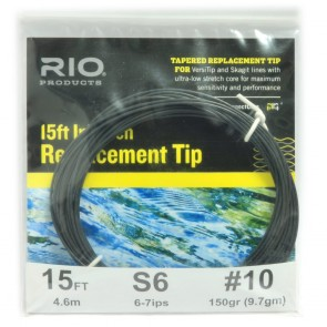 RIO 15FT Replacement Tip S6