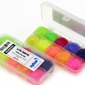 Lite Brite Dubbing, Box, Vivid Colors