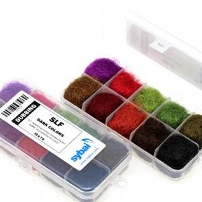 SLF Dubbing Dispenser dark colors