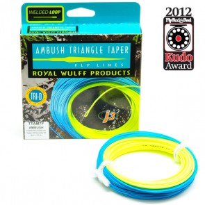 Royal Wulff Ambush Neutralizer Flyline