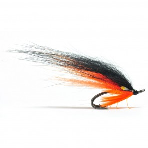FF Black & Orange Samon Fly