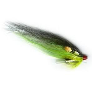 Chartreuse & Black Deepwater