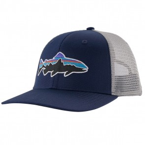 Patagonia Fitz Roy Trout Trucker Hat / Classic Navy