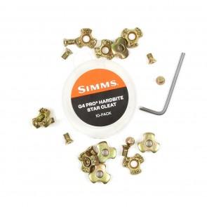 SIMMS G4 Pro HardBite™ Star Cleat (10 st.)