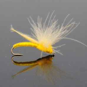 MK Glomma Emerger Yellow