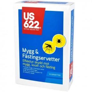 US622 Mygg & Fästingservetter