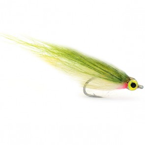 NDs Olive/White STF Baitfish