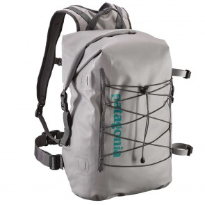 Patagonia Stormfront® Roll Top Pack 45L Drifter Grey
