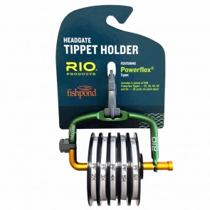 RIO / FISHPOND HEADGATE POWERFLEX TIPPET 5-PACK