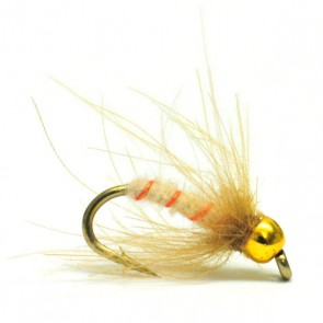 RPs CDC Tungsten Nymph Tan