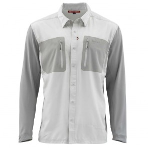 SIMMS Tricomp Cool Fishing Shirt - Tundra