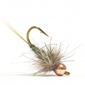 Tungsten Copper Squirrel Nymph