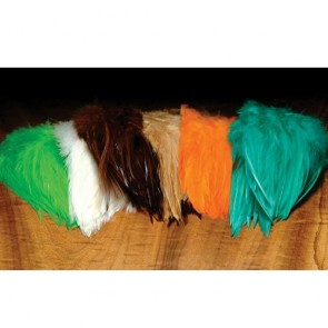 Strung Saddle Hackle