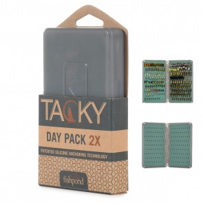 TACKY DAYPACK FLY BOX-2X
