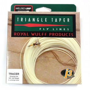 Royal Wulff Tracer Shooting Line