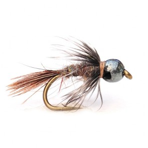 Dk. Hares Ear Soft Hackle Tungsten
