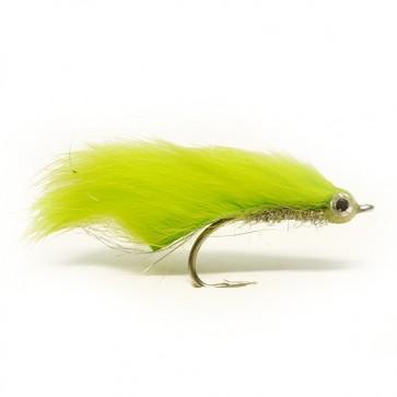 Holo Epoxy Head Zonker Chartreuse