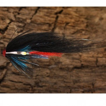Futurefly Salmon Zonker Tube Black & Blue