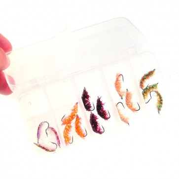 Baltic Sea / Seatrout Fly Collection